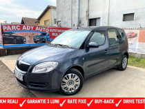 Skoda roomster 1,4 tdi - rate fixe , garantie , buy back