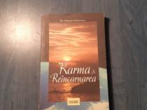 Karma si reincarnarea de Hiroshi Motoyama