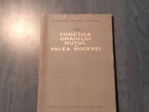Fonetica graiului hutul din Valea Sucevei de I . Patrut
