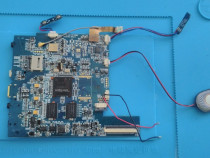 Placa de baza tableta noname - camere speaker butoane mufe