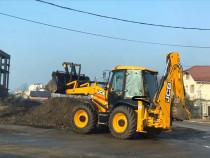 Inchiriez excavator buldoexcavator vola