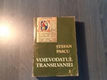 Voievodatul Transilvaniei volumul 1 Stefan Pascu