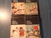 Istoria teatrului universal de Vito Pandolfi 4 volume