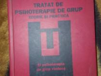 Tratat de psihoterapie de grup - teorie si practica -I.Yalom
