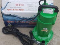 Pompa apa submersibila 0.75kw