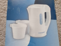 Fiebator apa Cookworks 0,4 l kettle de calatorie 600 watts
