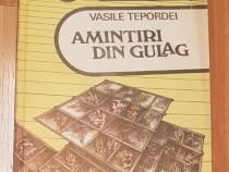 Amintiri din Gulag de Vasile Tepordei