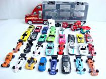 Lot de 34 de masinute (jucarii) pentru copii
