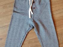 Pantaloni moi model herring bone H&M - 1 1/2 -2-3 ani