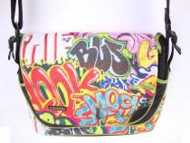 Geanta graffiti pentru laptop