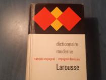 Dictionar francez -spaniol spaniol - francez larousse