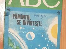 Pamantul se invarteste. Text de Victor Tufescu, Colectia ABC