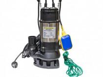 Pompa submersibila cu tocator bar-qv 1100