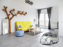 ✅ Apartament 2 camere terasă&spațiu HOME OFFICE Buna Ziua