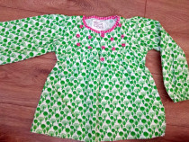 Bluza/tricou 4 ani 104 cm maneca lunga gradinita