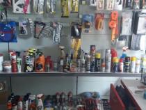 Accesorii magazin rafturi cu spate perforat sau placi