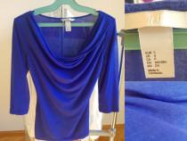 Bluza femei H&M – Albastru – Marimea S