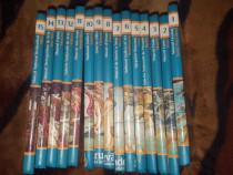 Colectia Mari muzee ale lumii 15 volume serie completa