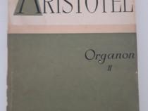 Aristotel organon volum doi
