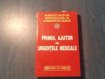 Primul ajutor in urgentele medicale