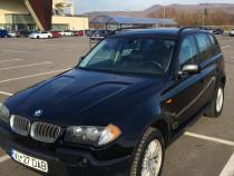 BMW X3, 2005, 150 cp, înmatriculat