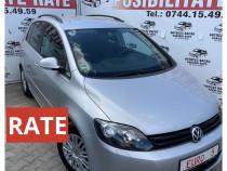 Volkswagen Golf Vw Golf 6 Plus-2010-Benzina-EURO 5-RATE-