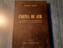 Cartea de aur a rezistentei romanesti vol2 Cicerone Ionitoiu