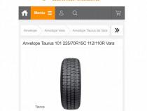 Anvelope vara autoutilitare TAURUS 225 70 R15C 112/110R