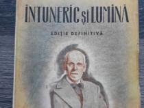 Carte veche bratescu voinesti intuneric si lumina 1943