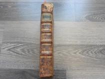 Carte veche istorie 1774 de felicite publique