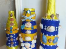 Set 3 vaze tematica marina!