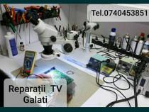 Reparatii Tv Lcd Led in Galati la domiciliu clientului