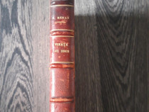 Carte veche ernest renan viata lui iisus 1896