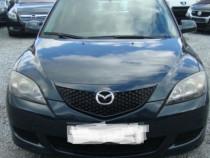 Dezmembrez Mazda 3 BK 1.6 benzina 1598 cmc 77kw B6ZE hatchba