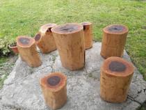 Trunchi (Butuci) din Nuc