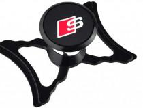 Suport auto magnetic telefon 360 grade pentru Audi A3 S3 8P