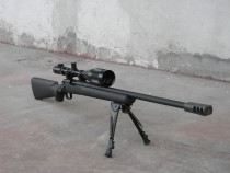 Pusca METAL!! Ieftina PUTERNICA Sniper Cu Aer Comprimat Airs
