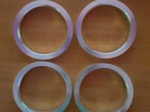 Inele centrare ghidaj noi din aluminiu diferite dimensiuni