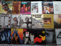 LP muzica pop rock Tracy Chapman Marillion pink flozd queen