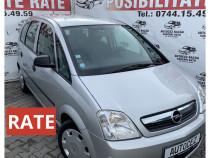 Opel Meriva 2010 Benzina 1.4 + Gaz-Posibilitate RATE-