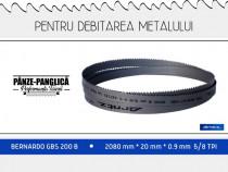 Fierastrau panglica metal 2080x20x0.9x5/8 Bernardo Gbs 200 B