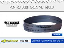 Fierastrau panglica metal 2680x27x0.9x5/8 Bernardo DGS 320