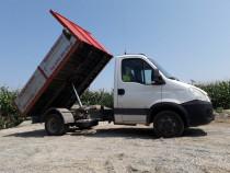 Transport diverse materiale : nisip, balast-sort