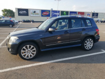 Mercedes Benz GLK 220 CDI 4MATIC