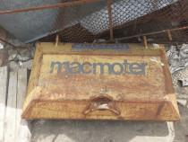 Contragreutate spate buldo excavator tractor