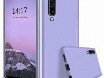 Husa Telefon Silicon Samsung Galaxy A50 a505 Fresh Lavender