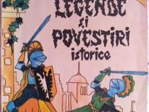 Legende și povestiri istorice