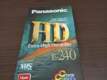 Panasonic vhs caseta video noua sigilata de 4 ore.