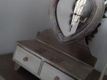 Oglinda lemn stil antic