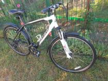Bicicleta Carrera Cossfire One T6 6061 Aluminiu / SUNTOUR